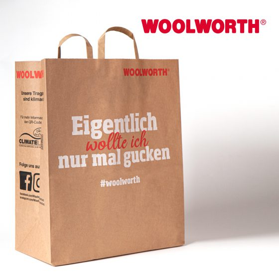 Woolworth – Packaging